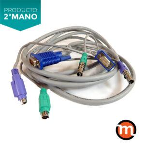 HP CABLE 147095-001 KVM PS2-VGA