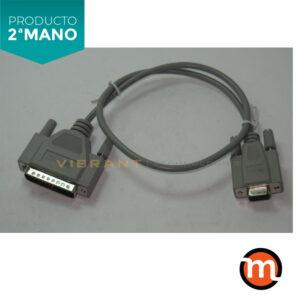 HP CABLE DE 9 PINES HEMBRA A 25 PINES MACHO