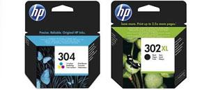 HP cartuchos originales